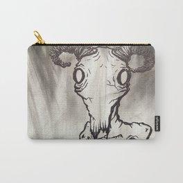 Patient Goat Carry-All Pouch