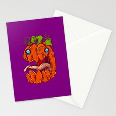 Big Bad Pumpkin Stationery Cards