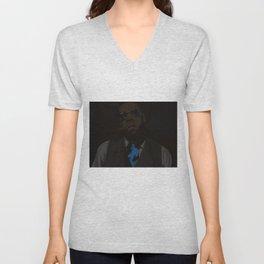 Jay-Z (Texture) Unisex V-Neck