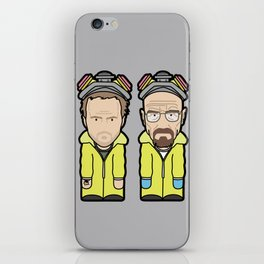 Breaking Bad – Walt + Jesse iPhone Skin