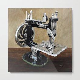 The machine VI Metal Print