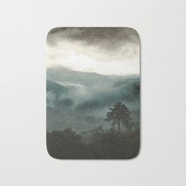 Above the Clouds and Beyond Bath Mat