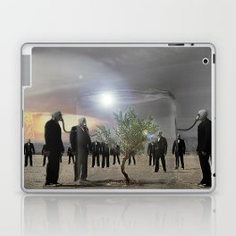 Enjoy it while you can.... Laptop & iPad Skin