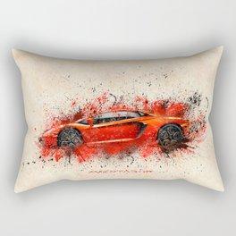 Aventador Rectangular Pillow