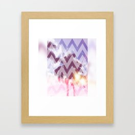 Miami Itch Framed Art Print