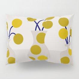 Illustration:cut flowers Pillow Sham