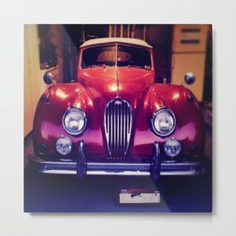 1956 Jaguar Metal Print