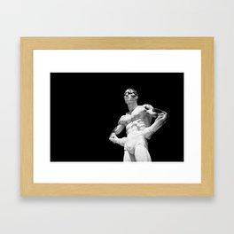 Olympia - 4 Framed Art Print