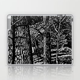 In the Trees Laptop & iPad Skin