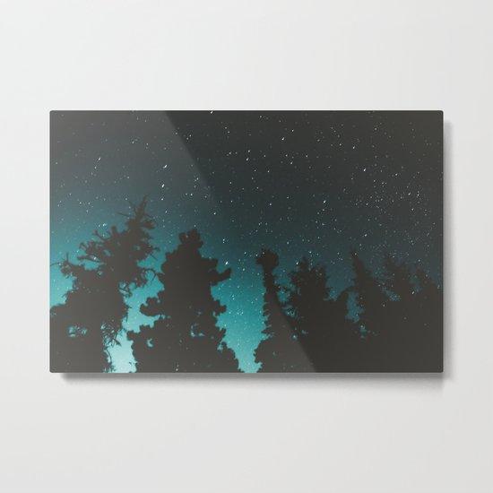 Stars Metal Print