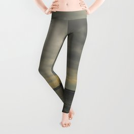 Barcelona beach Leggings