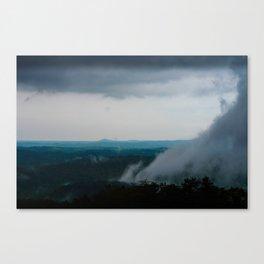 Smoky Mountain Storm Canvas Print