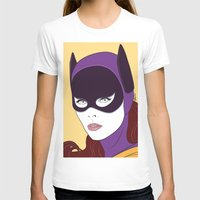 60s T-shirts featuring 60s Batgirl by Patrick Scullin