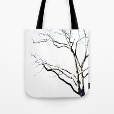 The Etching Tote Bag