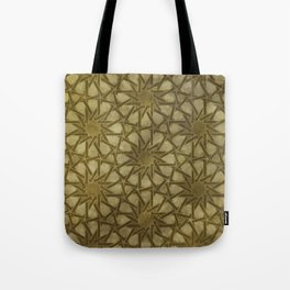 Islamic Ornaments Tote Bag