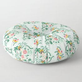 Jungle Goddess Floor Pillow