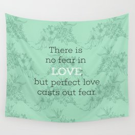 No Fear 02 Wall Tapestry