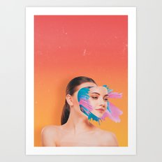 All Out Of Bubblegum Art Print