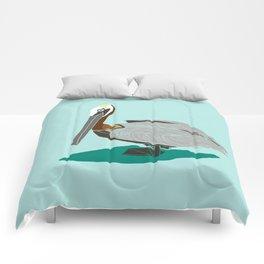 Mr. Pelican Comforters