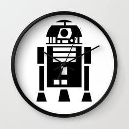 R2-D2 R2D2 Droid Wars Scifi Star Wall Clock