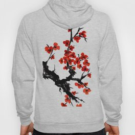 Orange Blossoms Hoody