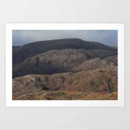 Hebridean 1 Art Print