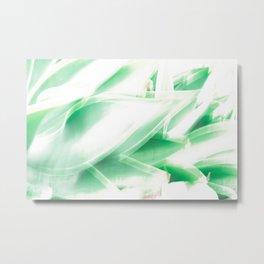 oh so green Metal Print