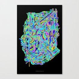 klrt Canvas Print