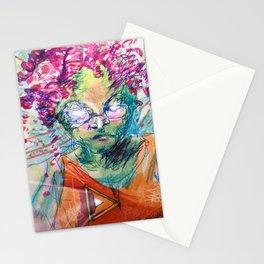 Ms.TitaniumAlloy Stationery Cards