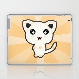 Kawaii Cat Laptop & iPad Skin