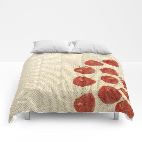 "Coletivo "" Maçãs"" Comforters"