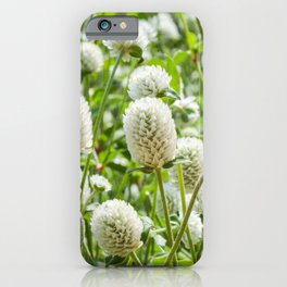 Cotton Balls iPhone Case