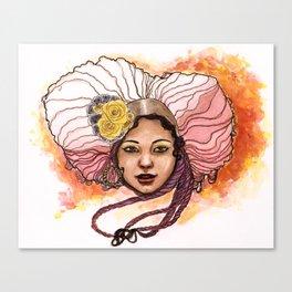 """BellaVI"" Canvas Print"