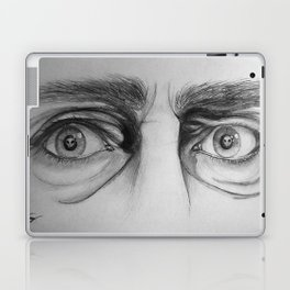 Starring Death in the Face Laptop & iPad Skin