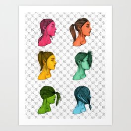 The Preakness Art Print