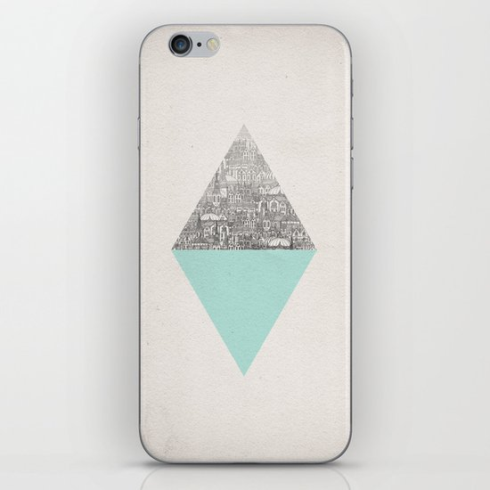 Diamond iPhone & iPod Skin