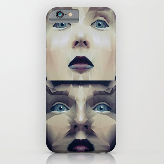 Facet_CD2 iPhone & iPod Case