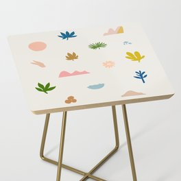 Abstraction_Nature_Wonderful_Day_02 Side Table
