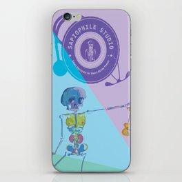 Ukulele Baby iPhone Skin