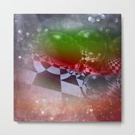 experiments with light -1- Metal Print