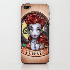 FOREVER pinup iPhone & iPod Skin