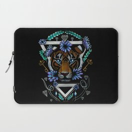 Powerful Tiger  Laptop Sleeve