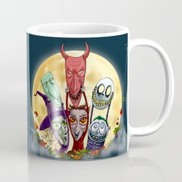 Trick or Treat - Lock, Shock, and Barrel  Coffee Mug