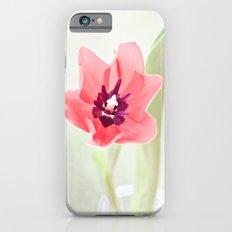 Pretty Pink Tulip iPhone 6 Slim Case