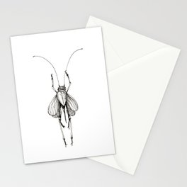 Grasshopper Stationery Cards