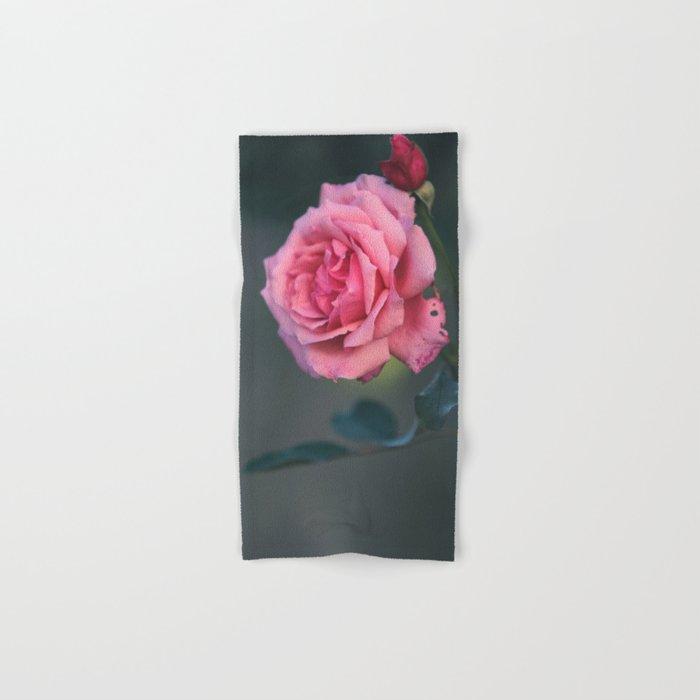 Rose - Pink Beauty Hand & Bath Towel