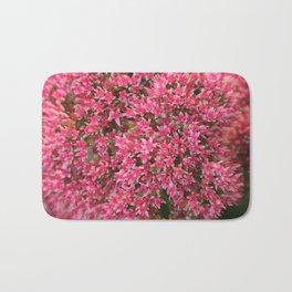 Pink Blossoms Bath Mat