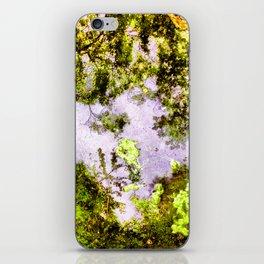 Jungle Algae iPhone Skin