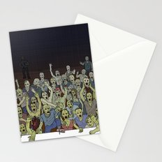 Zombies!!! Stationery Cards