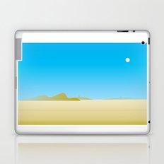 hot desert wind Laptop & iPad Skin